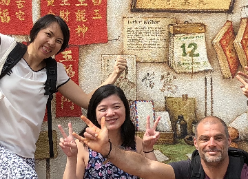 Chinatown Street Art and Street Food Tour
