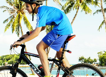 Sentosa Cycling (For SRV)